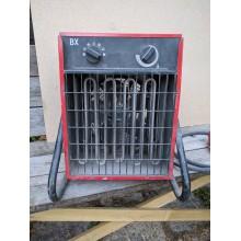 Beg.Bygg/Värmefläkt  modell VEAB Typ BX 9A