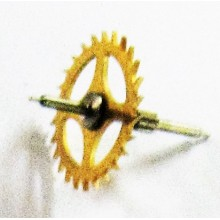 Steghjul kpl. P 750