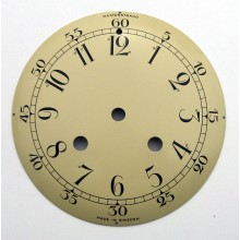 Pendylurstavla i traditionell stil med arabiska siffror diam. 163 mm